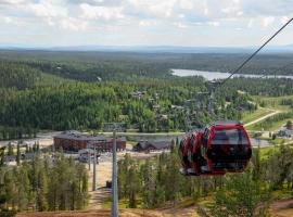 Ski-Inn RukaValley, huoneisto Rukalla