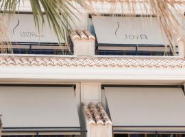 JovA Hotel Boutique, hotel en El Campello