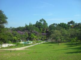 Hotel Sambaetiba, hotel with pools in Itaboraí