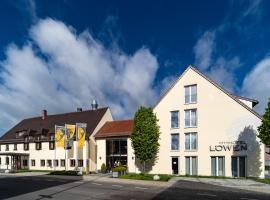 Hotel & Gasthof Löwen, отель в Ульме