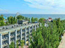 """Отельный комплекс """"Виктория"""", отель в Коблеве"""