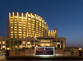 WelcomHotel Dwarka - Member ITC Hotel Group, hotel Újdelhiben