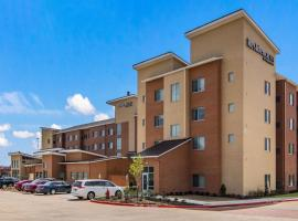 Residence Inn by Marriott Dallas DFW Airport West/Bedford, hotel near Six Flags Over Texas, Bedford