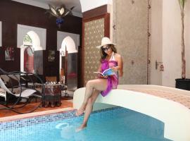 Riad Sidi Mimoune & Spa, Hotel in Marrakesch