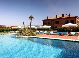 Il Picciolo Etna Golf Resort & Spa, hotell i Castiglione di Sicilia