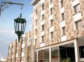 Hotel San Jorge, hotel en Saltillo