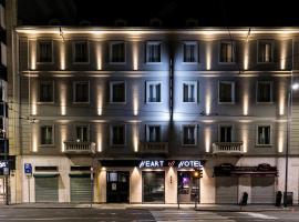 Heart Hotel Milano, hotel in zona Stazione Metro Centrale, Milano