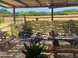 Sa Cannizzada, hotel near Is Arutas Beach, Funtana Meiga