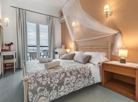 Eros Beach Hotel, hotel near Saint Spyridon Church, Benitses