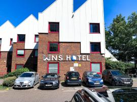 Wns HOTEL, hotel in London