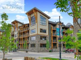 White Spruce Lodge by Spring Creek Vacations, hotel in Canmore