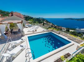 Villa Magnolia, villa i Dubrovnik