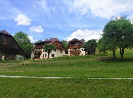Ferienhof Gindl und Gästehaus Gindl, Hotel in Tauplitz