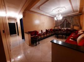 Appartement Tanger, hotel cerca de Aeropuerto de Tánger - Ibn Batouta - TNG,