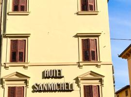 Hotel Sanmicheli, hotel cerca de Estación de tren Verona Porta Nuova, Verona