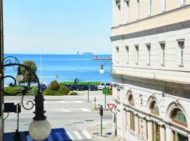 YouMe Design Place Hotel, hotel in Trieste