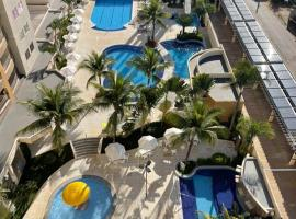 Flat Prive das Thermas II - R3 Caldas, apartment in Caldas Novas