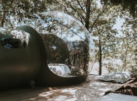 Atmosfera Bubble Glamping, hotel a Satriano di Lucania
