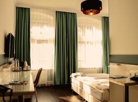 Hotel Prens Berlin, hotel near East Side Gallery, Berlin