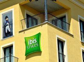ibis Styles Ajaccio Napoleon, hotel in Ajaccio