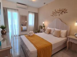 Elite Residence, hotell i Kalamaki