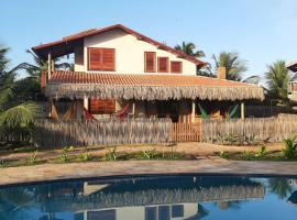 Casas Capulana, hotel with pools in Icaraí