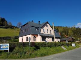 Ferienwohnung Wegespinne, apartment in Zwota