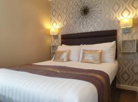 The Corona, hotel near Blackpool International Airport - BLK, Blackpool