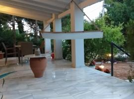 Theros & Trygos Boutique Houses, apartment in Artemida