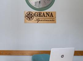 Geana Apartments, accommodation in Chania Town