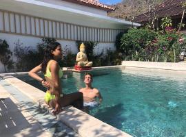 Meditasi Bungalows & Villas, holiday park in Amed