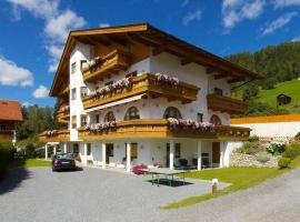 Hotel Pension Romantica, Hotel in Jerzens