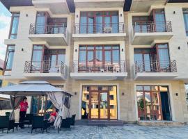 Hotel Monarch, отель в Лазаревском