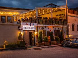 Cappa Rossa Cave Hotel, hotel in Ürgüp