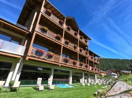 Francesin Active Hotel, hotel poblíž významného místa Valandrea-Vetta, Livigno