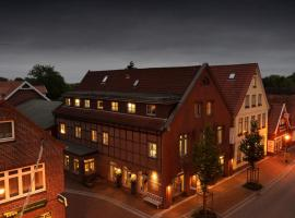 Altstadthotel Eibsen, hotel Otterndorfban