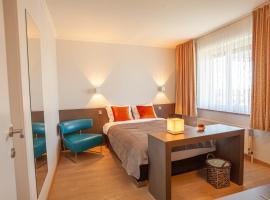 Hotel Monaco Zeebrugge Beach, Hotel in Zeebrugge