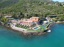 Hotel Villa Domizia, hotel a Porto Santo Stefano
