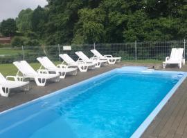 Rezydencja Mazury SPA & Lake – hotel w mieście Mrągowo
