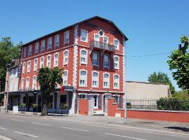 Hotel de La Paix, hôtel à Oloron-Sainte-Marie