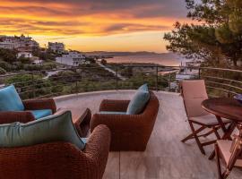 BIG BLUE, pet-friendly hotel in Rafina