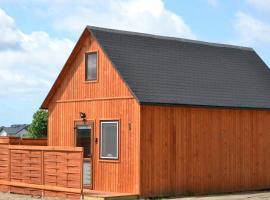 Domki Strzeżenice, lodge in Strzezenice