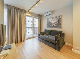 Comfortable And Modern- Golden Apartments-City Center&S65-37 – niedrogi hotel w Warszawie