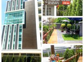 Wealth 30th, hotel near BTS-Bang Chak, Bangkok