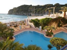 Hotel Santa Maria, hotel with jacuzzis in Ischia