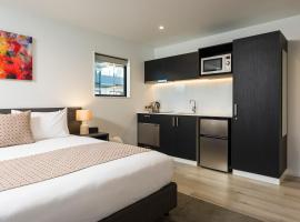 Carnmore Hagley Park, motel in Christchurch