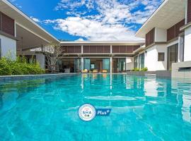 CasaBay Luxury Pool Villas - SHA Plus, hotel in Rawai Beach