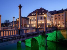 Zlata Ladjica Boutique Hotel, hotel v mestu Ljubljana