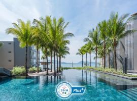 Oceanfront Beach Resort - SHA Plus, hotel in Patong Beach