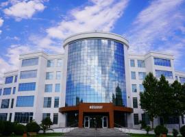 Agsaray Deluxe Hotel, отель в Мингечевире